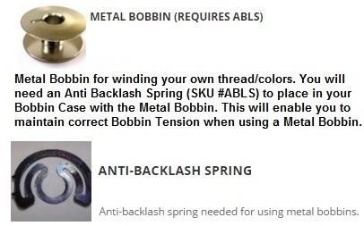 MetalBobbinAndABLS